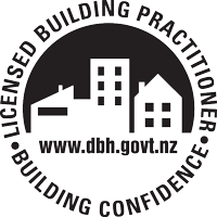 licenced building practicioner logo buildertrend logo for master builders building companies christchurch selwyn waimakariri